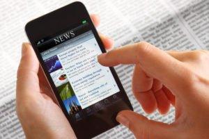 Das neue LTE - Netz macht das surfen mit dem Smartphone noch schneller - Foto: © pizuttipics - Fotolia.com