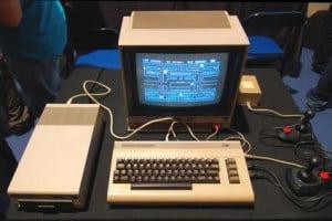 alter Spiele Computer