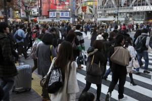 Alltag in Tokio