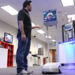 Suitable Technologies Beam telepresence robot - Intel Free Press | Flickr | CC BY-SA 2.0