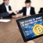 bitcoin auf tablet