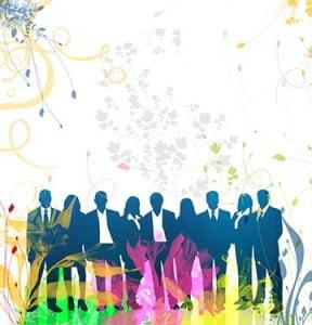 Corporate Identity ist wichtig, dass sich Mitarbeiter mit dem Unternehmen identifizieren können.