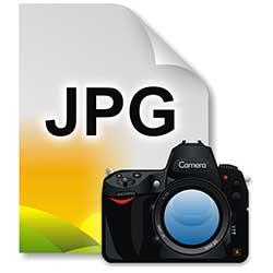 Als Dateiformat bei Produktfotos für Online-Shops immer JPG verwenden.