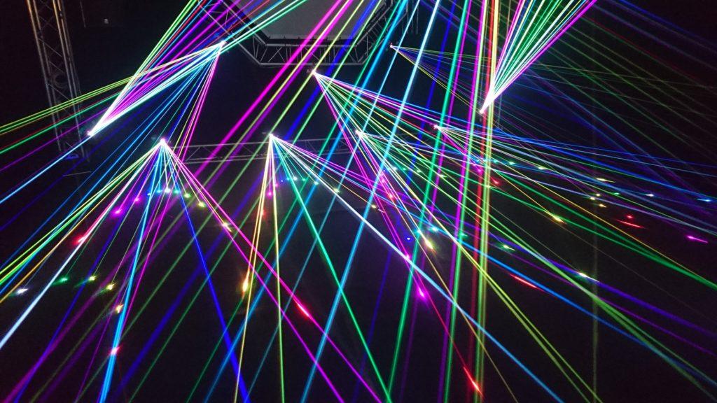 lightshow lasertechnologie - Lasertechnologie ist in unzähligen Bereichen inzwischen unverzichtbar