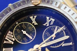Sachfotografie Uhr Detail
